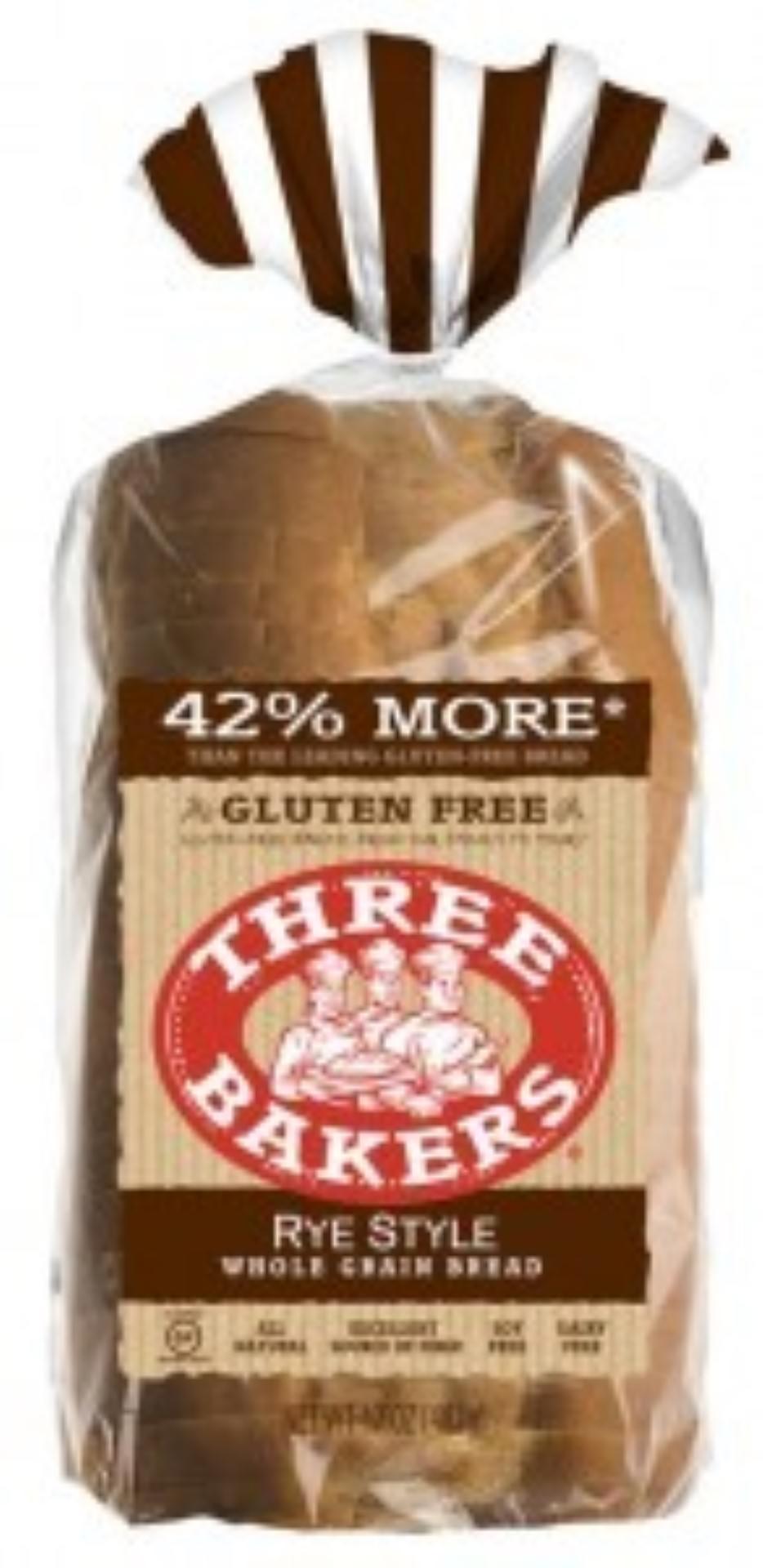 Rye Style Whole Grain Bread