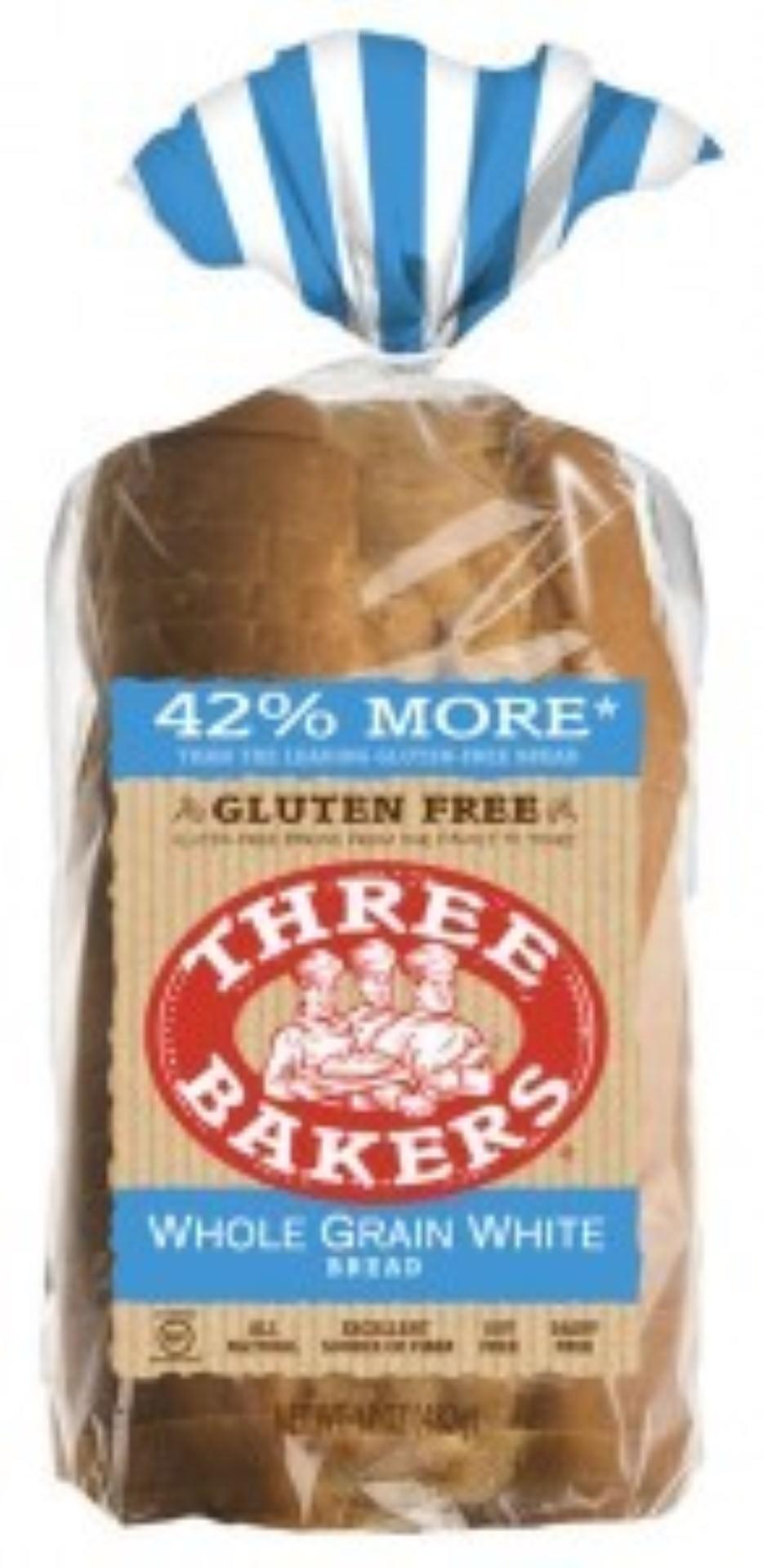 White Bread Whole Grain