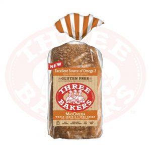MaxOmega Whole Grain and 5 Seed Bread