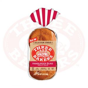 Whole Grain Hamburger Buns