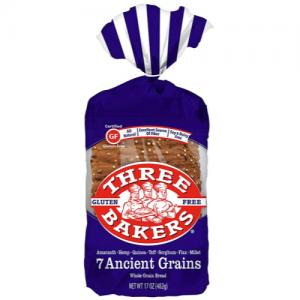 three bakers 7 ancient grains bread