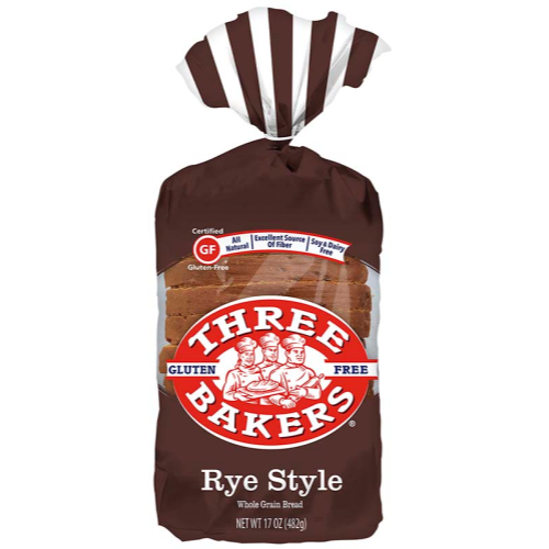 three bakers rye style