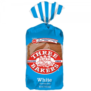three bakers white bread