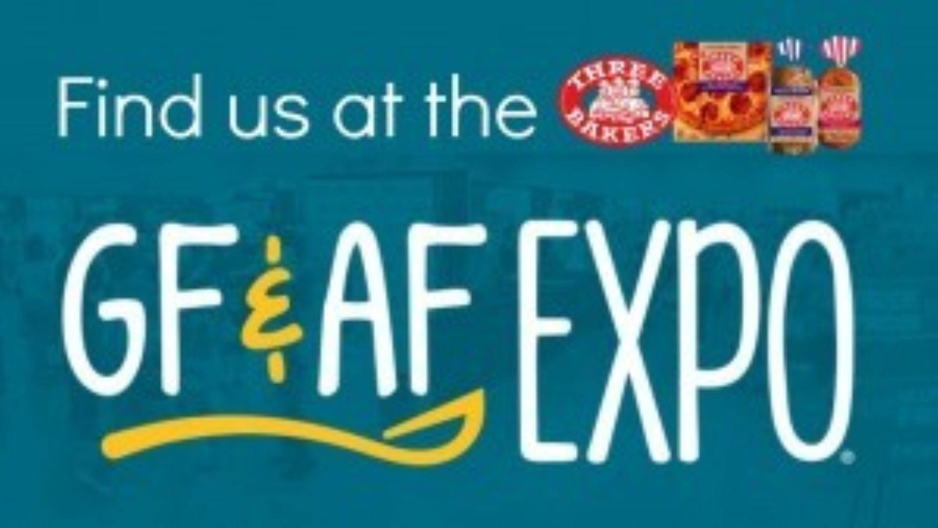 Three Bakers GFAF Expo
