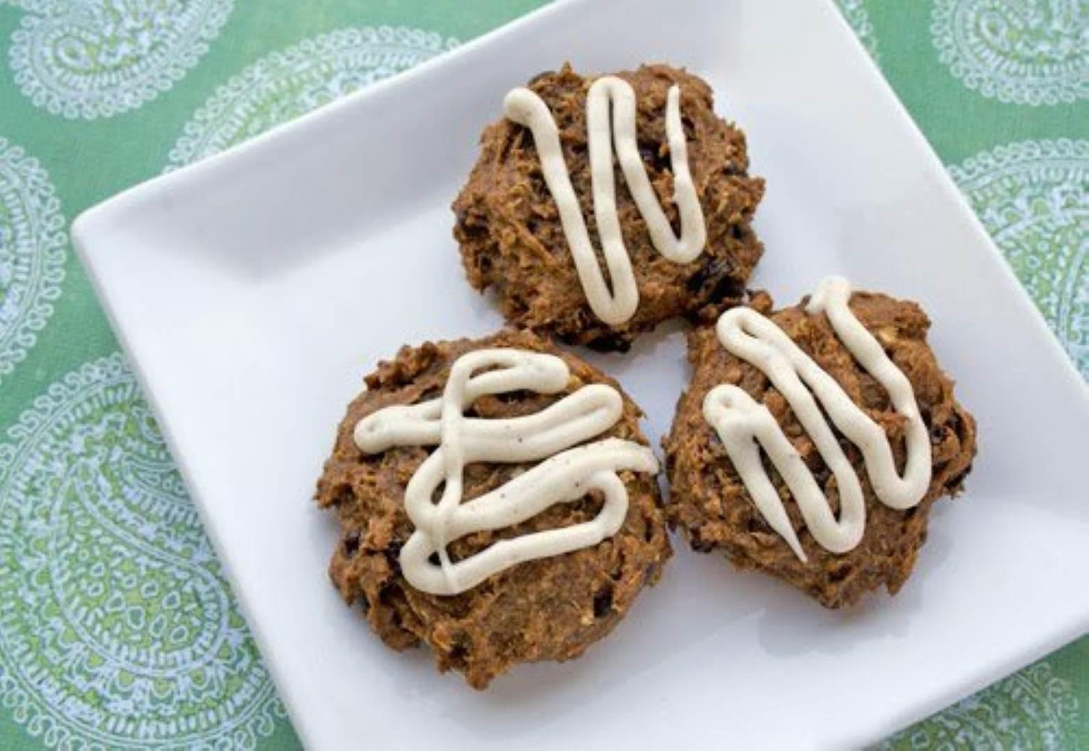 pumpkin quinoa cookies gluten free