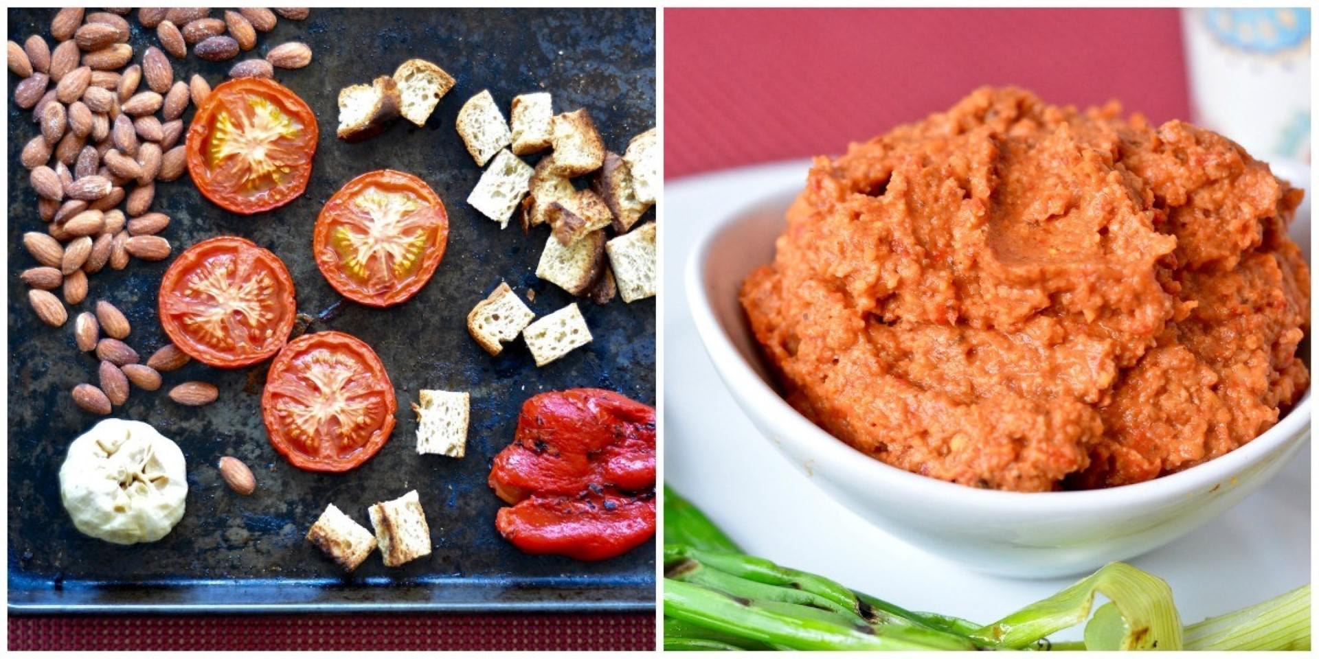 gluten free spanish romesco