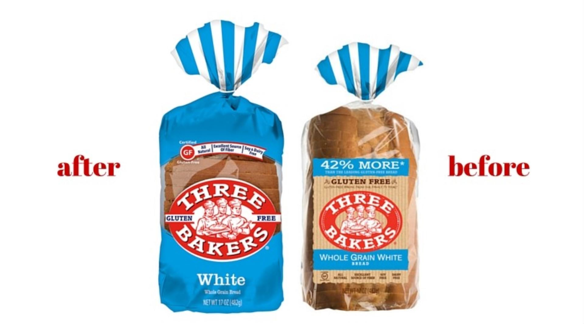 3B - White Bread Comps