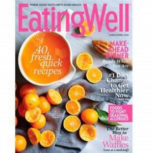 healthy eating magazines