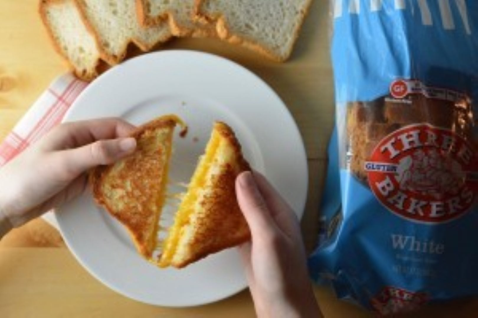 gluten-free sandwiches classic grilled cheese
