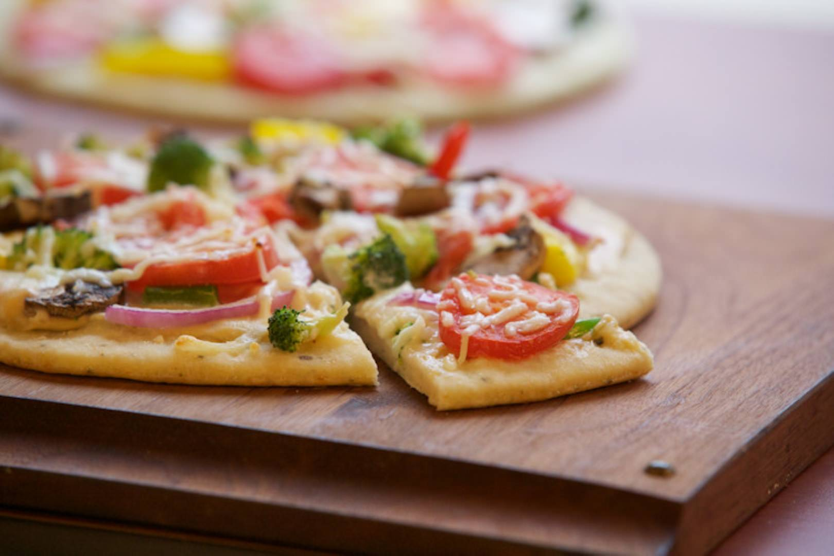 Vegetable Pizza (6)