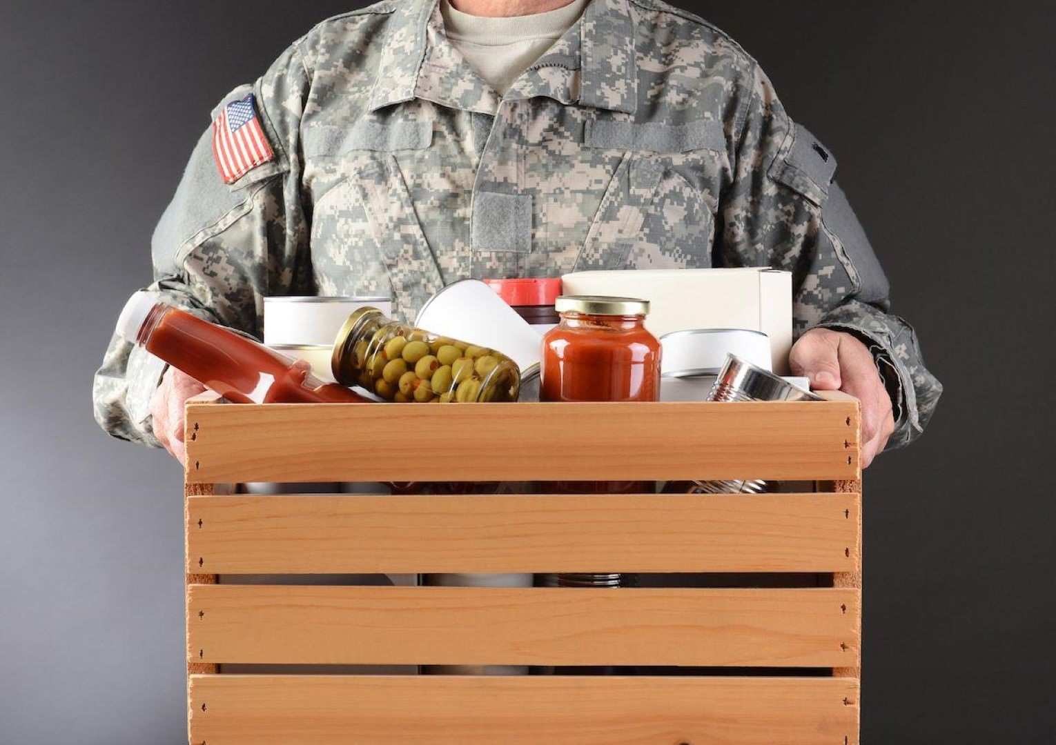 celiac in the military