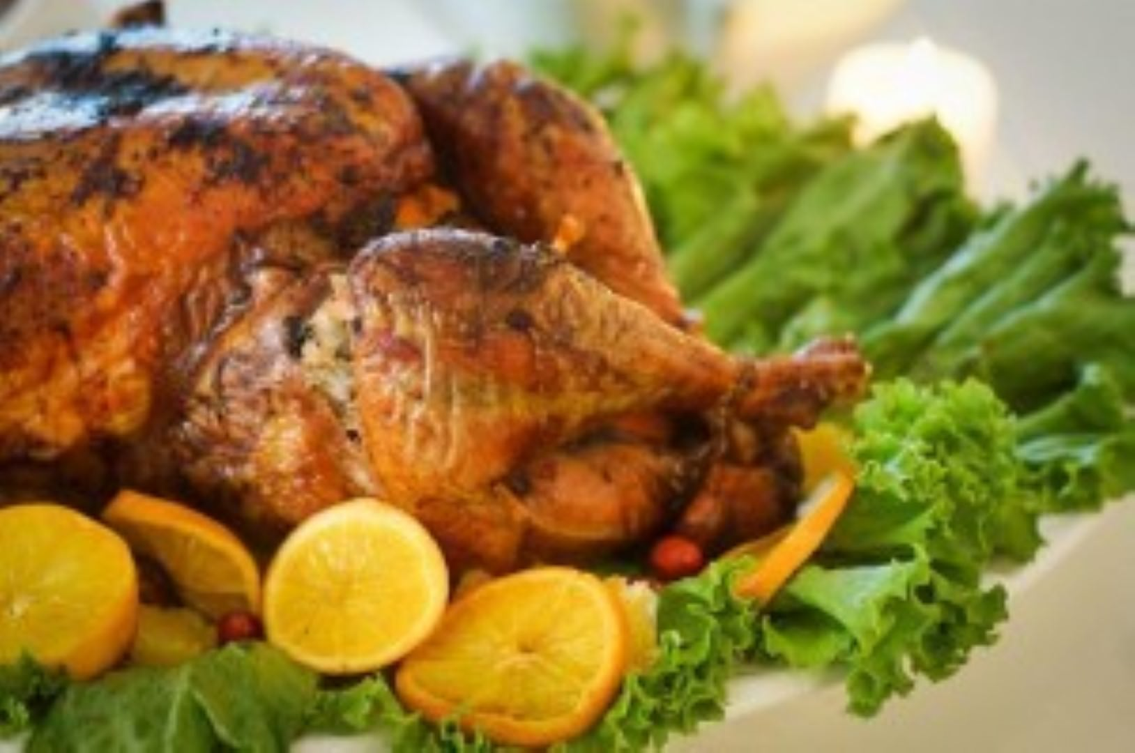 gluten free thanksgiving dinner