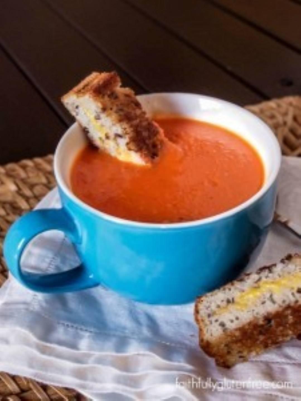 gluten free soup recipes - tomato soup