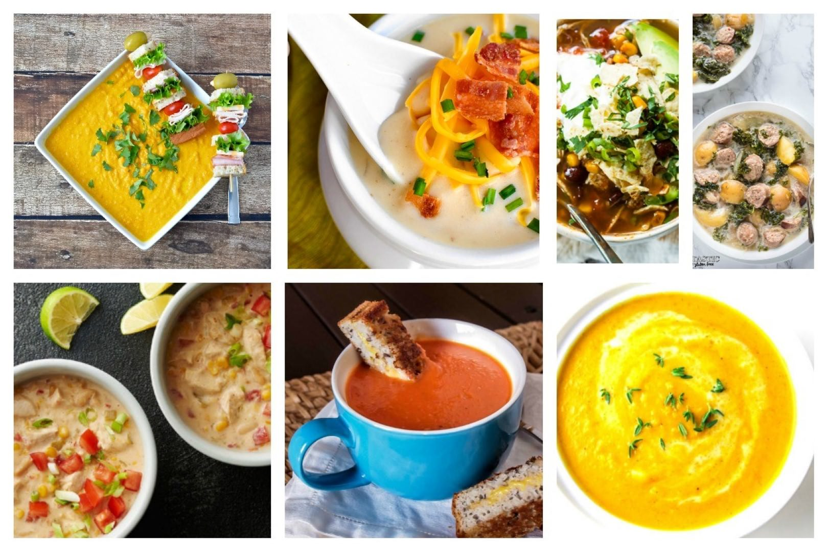 gluten free soup recipes