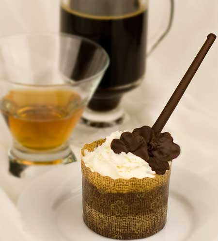 food for celiacs Gluten Free Irish Coffee Cupcakes Recipe
