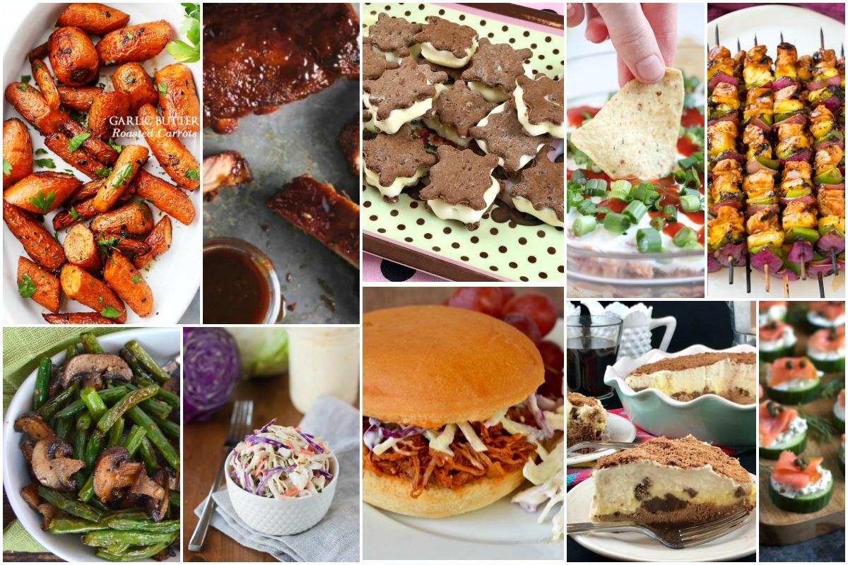 gluten free recipe roundup