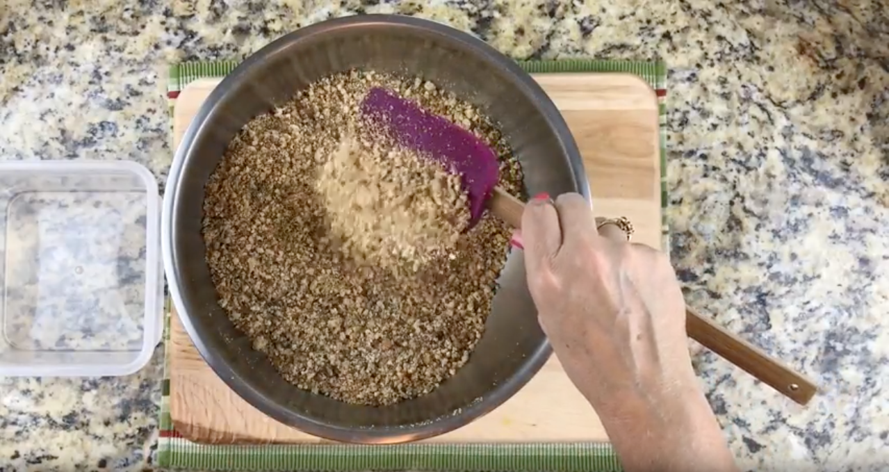 gluten free bread crumbs recipe