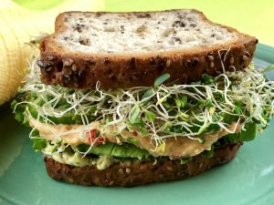 gluten free sandwich ideas