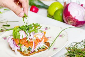 gluten free sandwich ideas