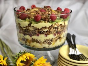 gf recipes trifle