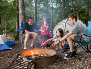 camping with celiac disease