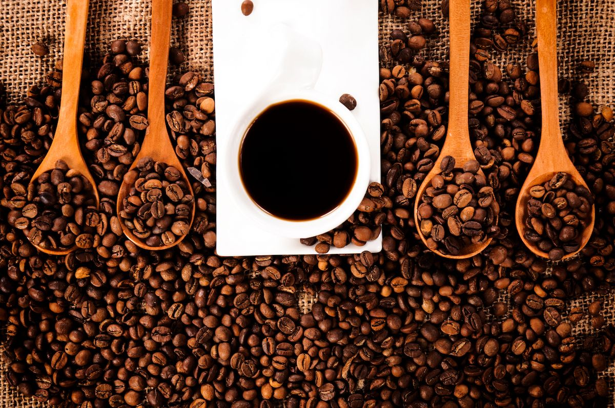 can you drink coffee on a gluten free diet