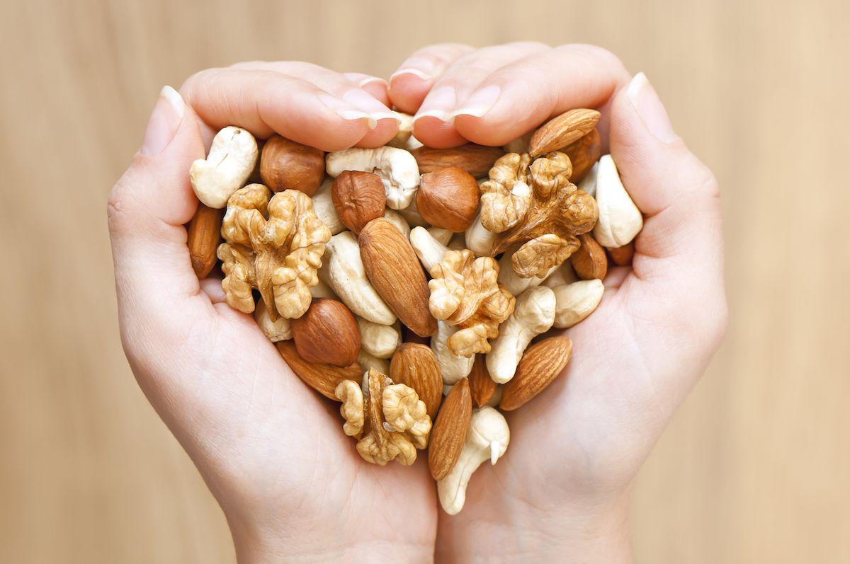 seeds vs nuts