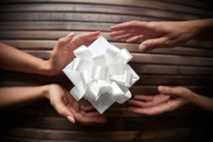 gluten free gift giving