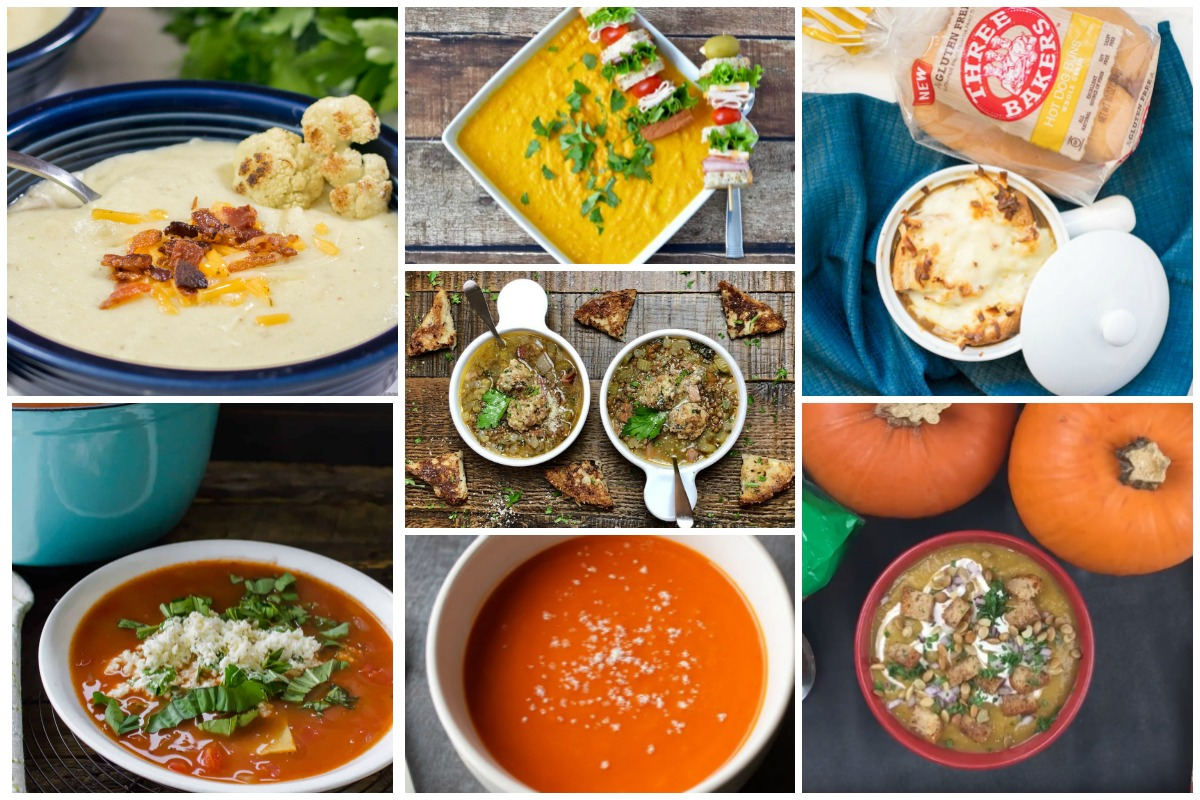 gluten free soup ideas