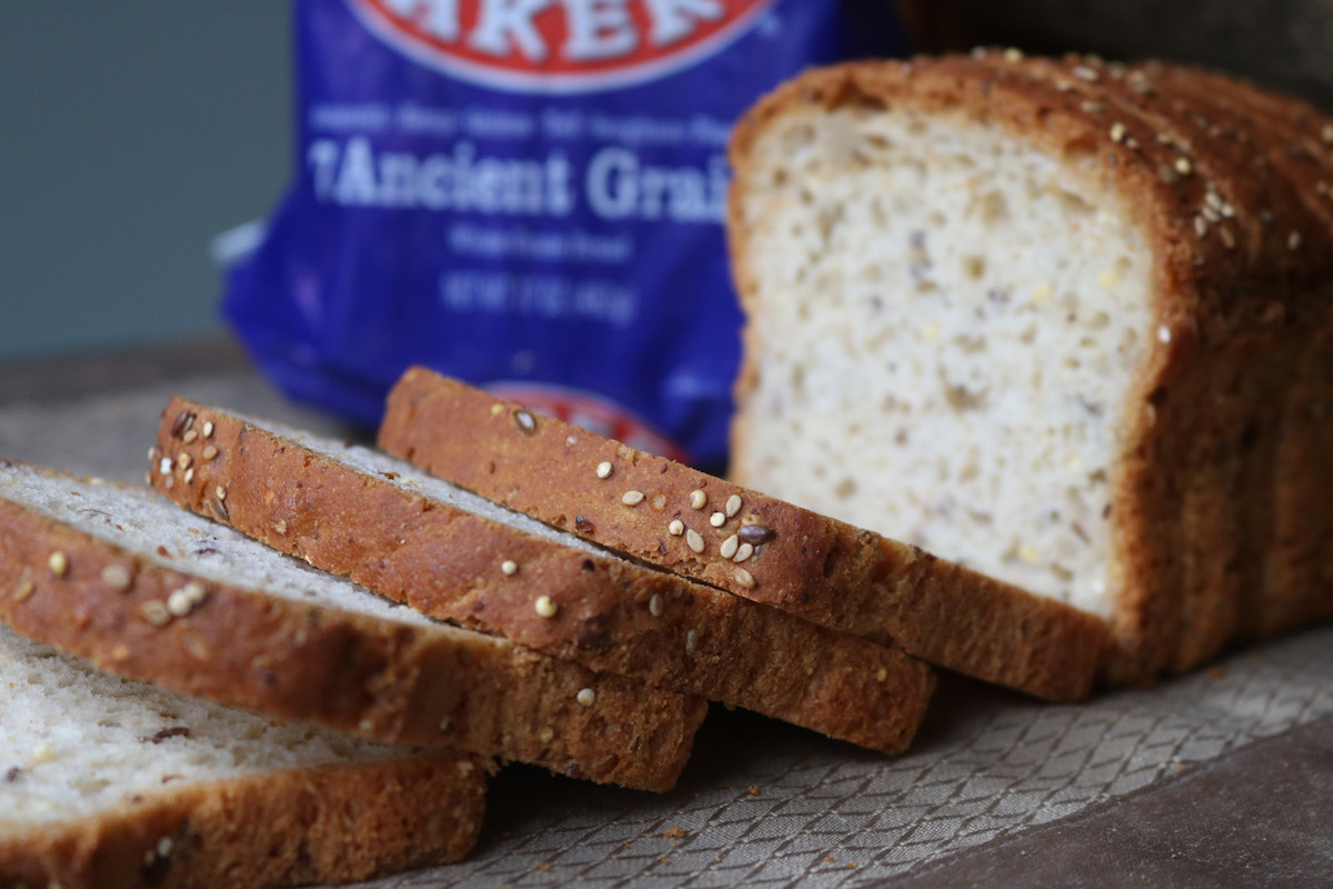 what's the best gluten free bread