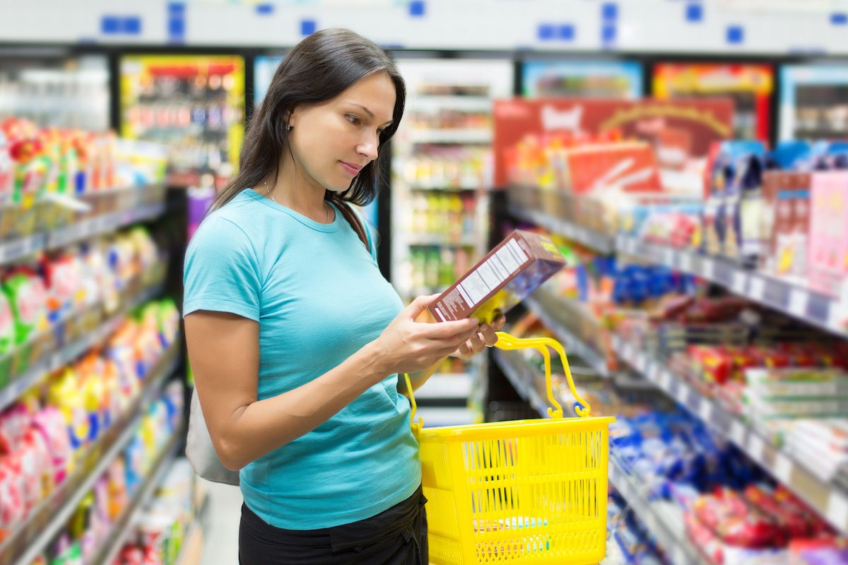 finding gluten on food labels