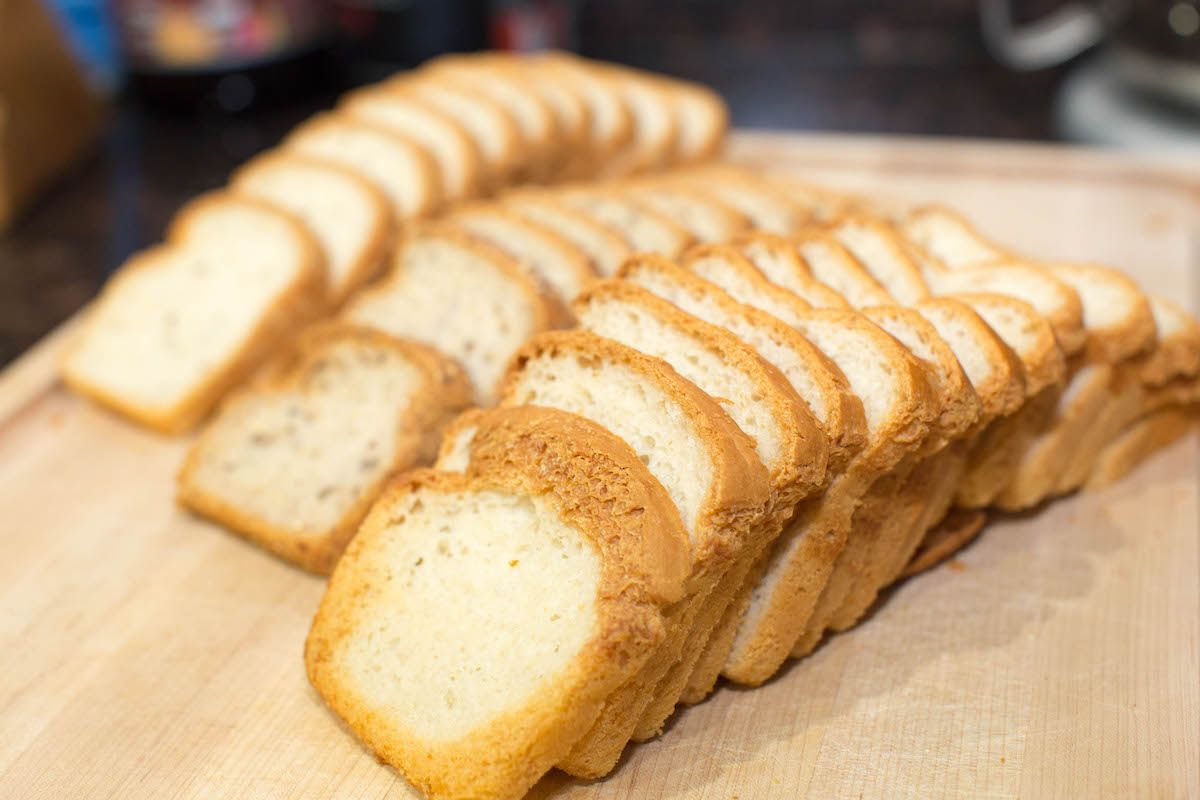 breads that are gluten free