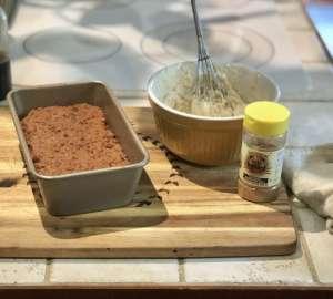 gluten free cinnamon roll loaf