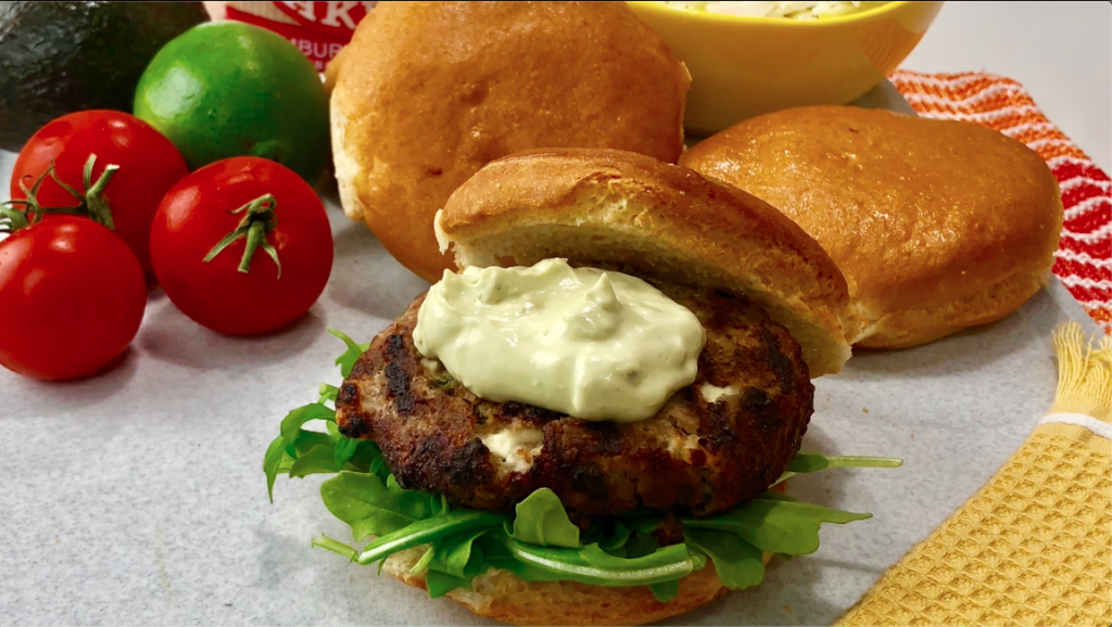 turkey burger gluten free bun