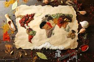 global gluten free cuisine