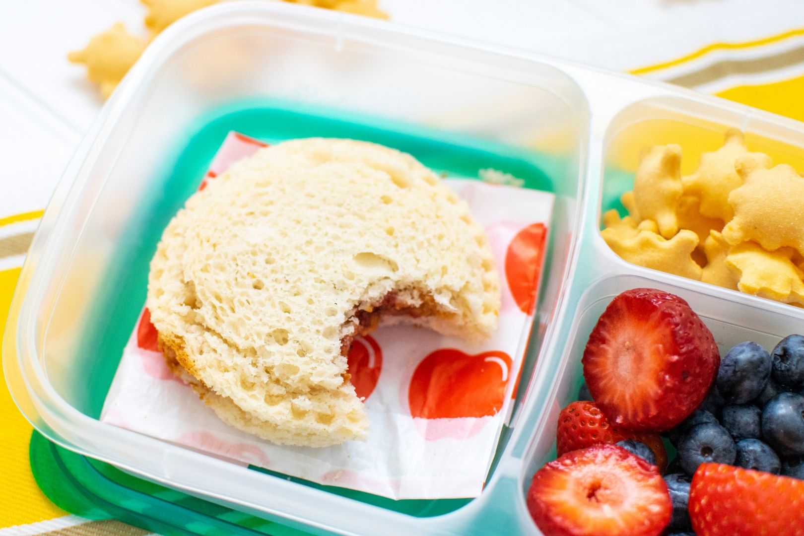 gluten free lunch ideas for kids
