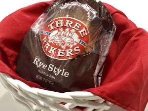 gluten free rye style