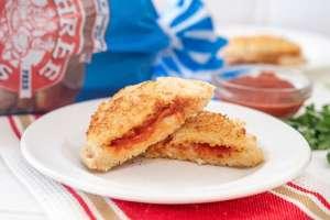 gluten free sandwich ideas pizza pocket sandwich